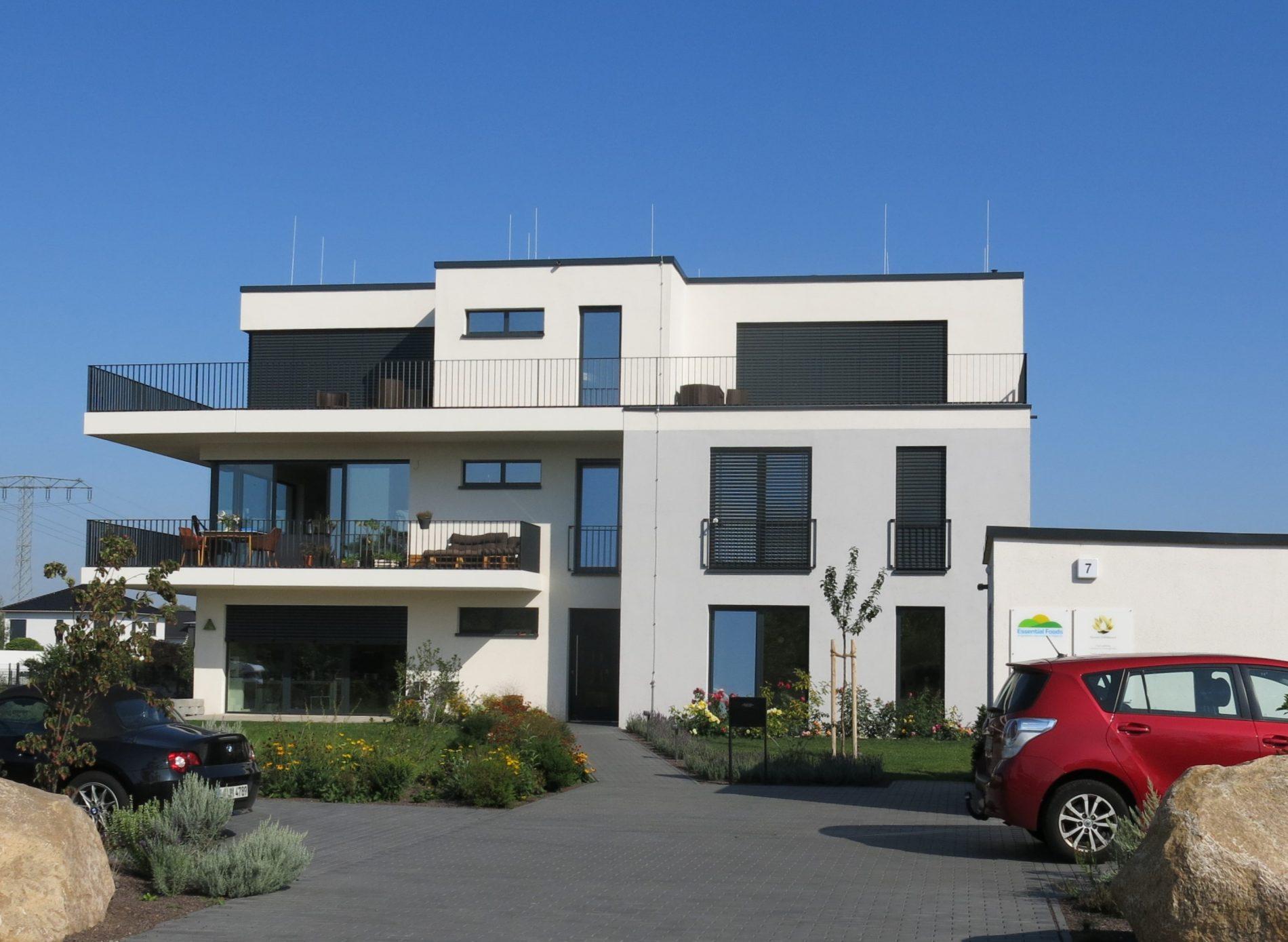 Wohn- und Geschäftshaus Human Unfoldment