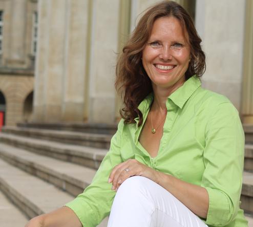 Foto von Angelika Böhme, Coach Leipzig